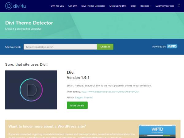 divi-detector