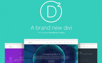 Divi 2.0 release announced