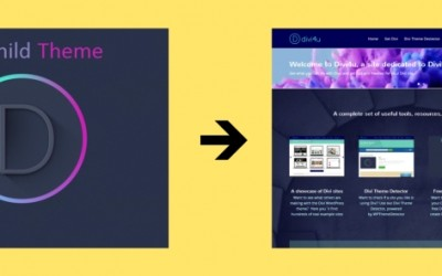Making your own screenshot for your Divi child theme