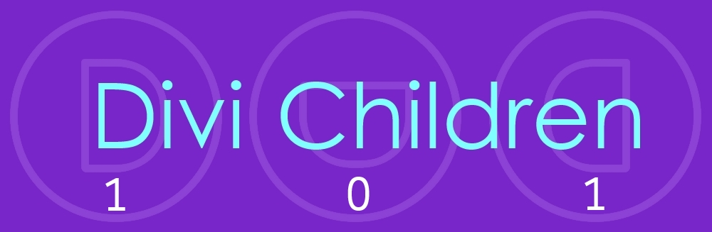 Divi Children 1.0.1 has been released