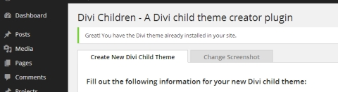 divi-children-divi-installed