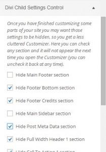customize-divi-hide-sections