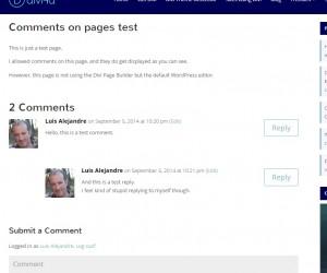 show-comments-on-pages-divi-no-pb