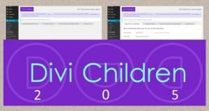 divi-children-2.0.5-released