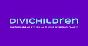 Divi Children 3.0 logo